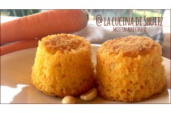 Muffin alle carote (simil Camille)