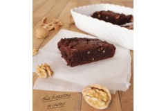 Brownies aux noix – Brownies alle noci