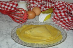 Crepes salate | Ricetta base