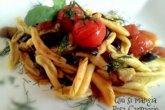 Cavatelli all'isolana