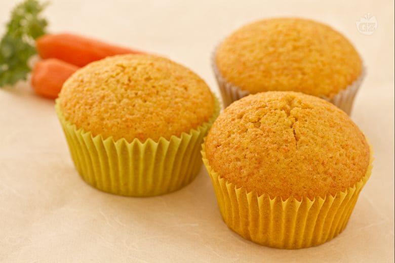 Ricetta Muffin Alle Carote.Ricetta Tortine Alle Carote La Ricetta Di Giallozafferano