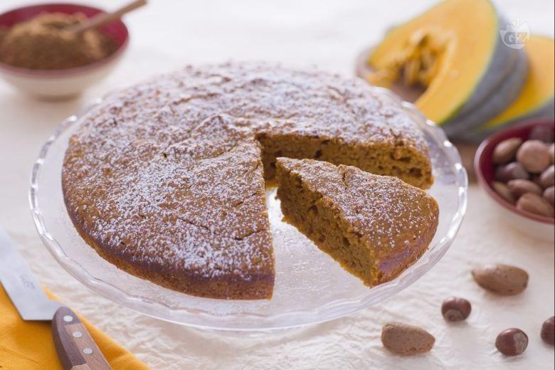Cake di zucca