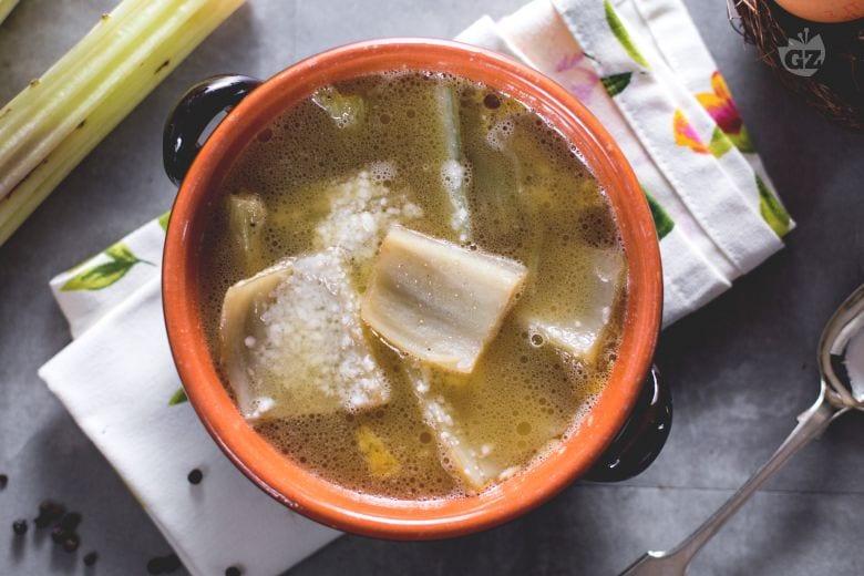 Zuppa di cardi