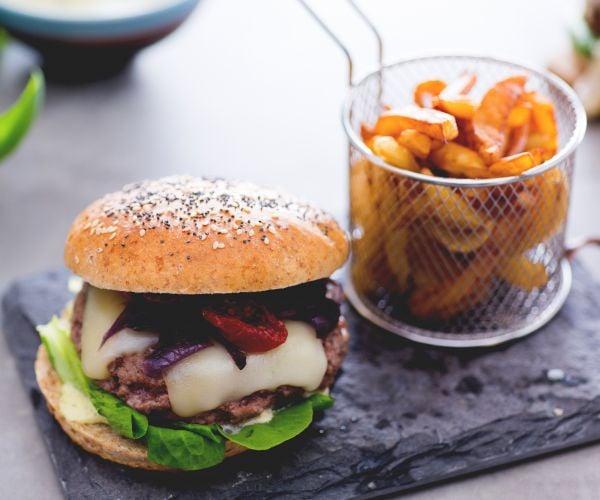 Ricetta Hamburger Fatti In Casa Giallozafferano.Ricette Hamburger Le Ricette Di Giallozafferano