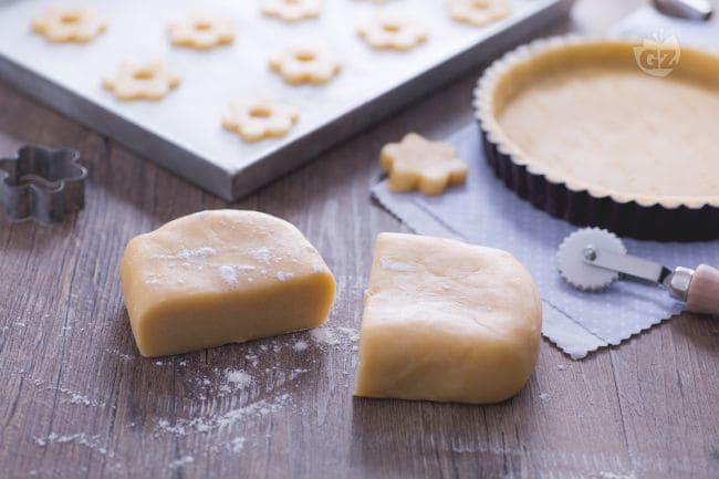 Ricetta Pasta Frolla Zucchero Normale.Ricetta Pasta Frolla La Ricetta Di Giallozafferano