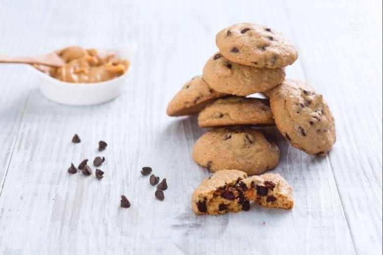 Biscotti con pochi ingredienti
