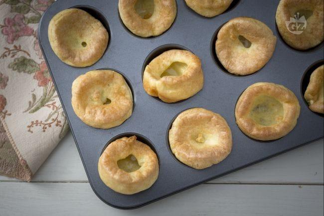 Yorkshire Pudding Ricetta Bimby.Ricetta Yorkshire Pudding La Ricetta Di Giallozafferano