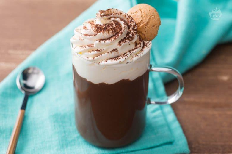 Cioccolata calda al cocco
