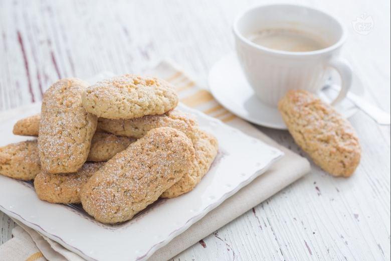 Biscotti rustici senza lattosio