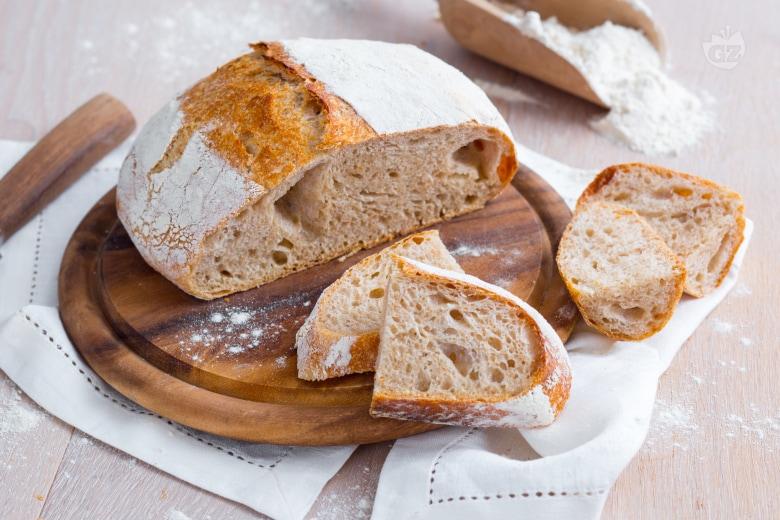 Pane con farina tipo 1