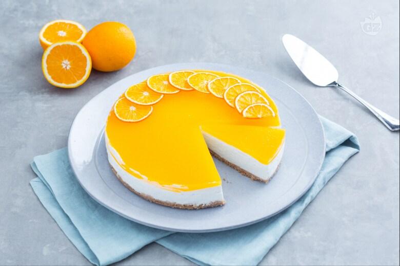Cheesecake senza panna