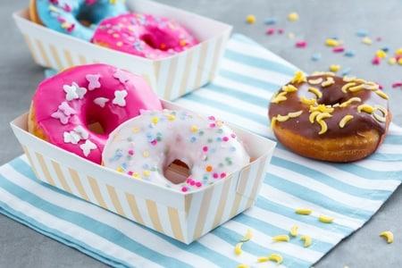 Ricetta Di Donuts.Ricetta Donuts La Ricetta Di Giallozafferano