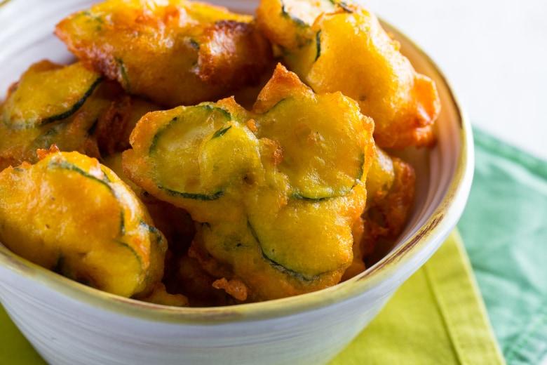Nuvole di zucchine e pecorino