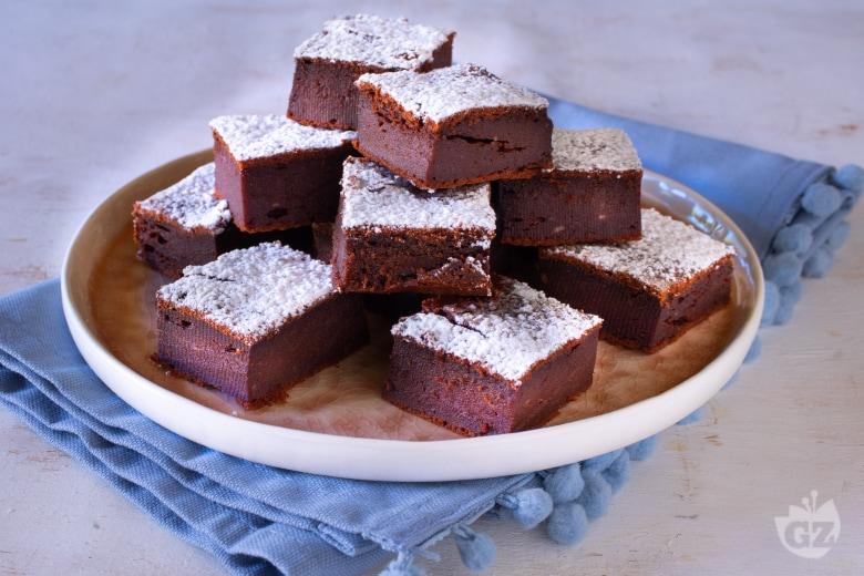 Torta al cacao senza burro