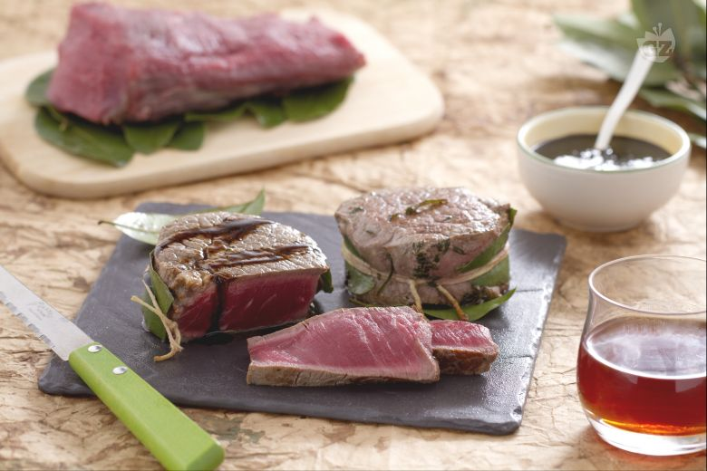 Filetto con salsa all'amaro