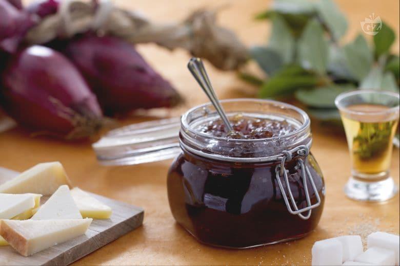 Marmellata di cipolle di Tropea