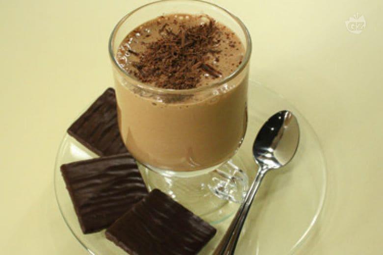 Zabaione al cioccolato
