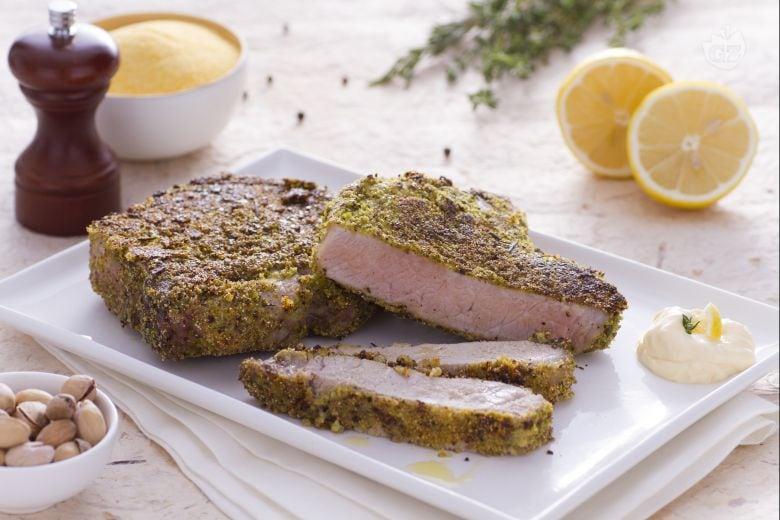 Braciole al limone con panatura croccante