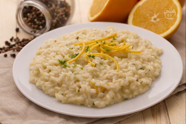 Ricetta Risotto All Arancia La Ricetta Di Giallozafferano
