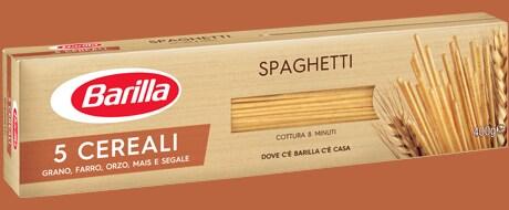 Vai alle ricette con Spaghetti 5 cereali