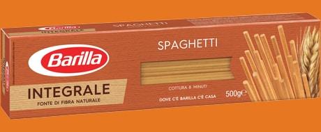Vai alle ricette con Spaghetti Integrali