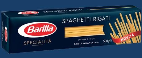 Vai alle ricette con Spaghetti Rigati