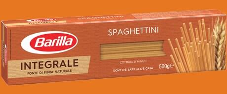 Vai alle ricette con Spaghettini Integrali