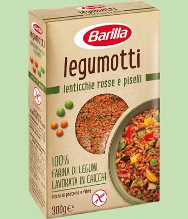 Vai alle ricette con Chicchi di farina di legumi (lenticchie rosse e piselli)