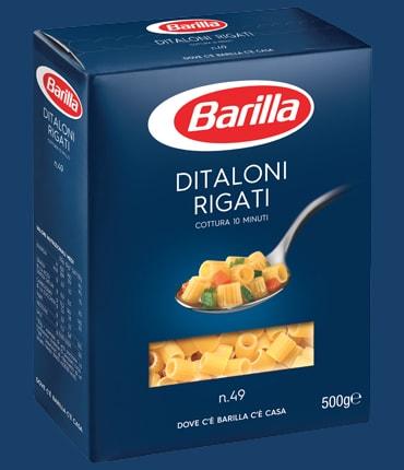 Vai alle ricette con Ditaloni Rigati
