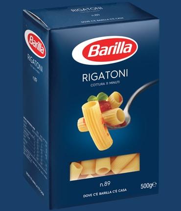 Vai alle ricette con Rigatoni