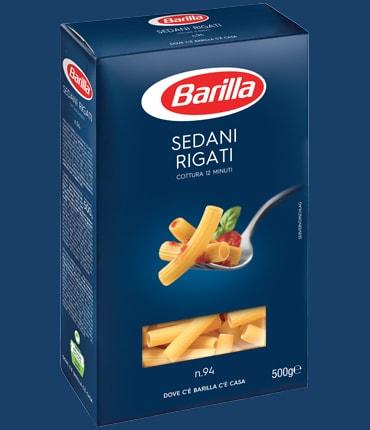 Vai alle ricette con Sedani Rigati