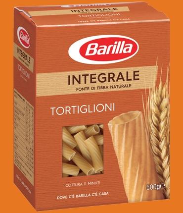 Vai alle ricette con Tortiglioni Integrali