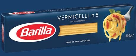 Vai alle ricette con Vermicelli