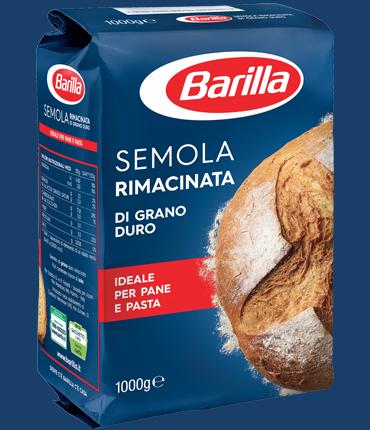 Vai alle ricette con Semola di grano duro rimacinata