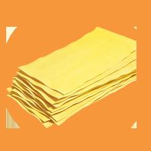 ricetta lasagne di carciofi ai formaggi la ricetta di giallozafferano. Black Bedroom Furniture Sets. Home Design Ideas