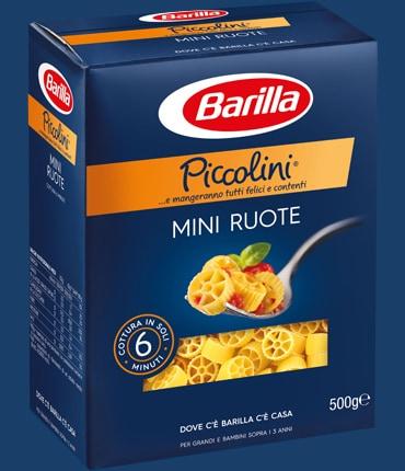 Ricetta mini ruote zafferano e salmone la ricetta di for Barilla ricette