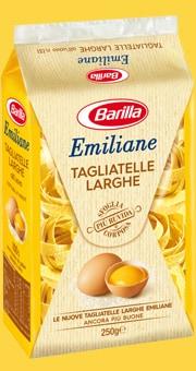 Vai alle ricette con Tagliatelle Larghe all'uovo