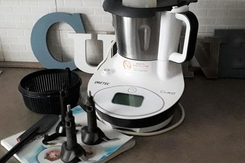 Recensione Robot Da Cucina Imetec Cuko 7780 Recensione