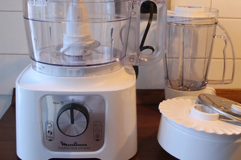 Recensione Robot Da Cucina Moulinex Fp5441 Double Force Compact Recensione