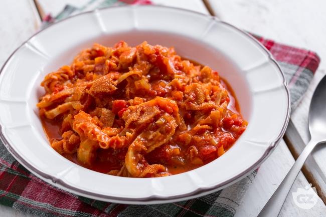 Ricetta trippa alla fiorentina la ricetta di giallozafferano for Ricette di cucina romana