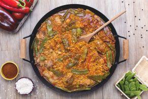 Ricetta Paella alla valenciana