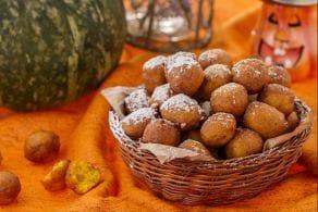 Frittelle dolci alla zucca