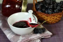 Confettura d'uva fragola e cannella