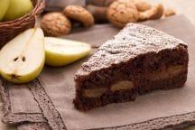 Ricetta Torta di pere e cioccolato