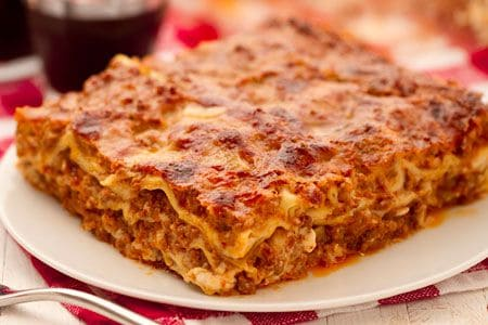going to make this Lasagne alla Bolognese recipe this weekend ...