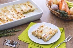 Ricetta Cannelloni ripieni di carne alla Umbra