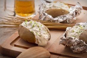 Ricetta Patate al cartoccio bavaresi