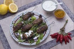Ricetta Kofta (polpette mediorientali)