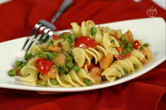 Ricetta pasta sugo e gamberetti