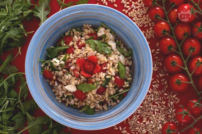 Ricetta insalata di farro e orzo estiva la ricetta di for Insalate ricette